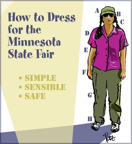 StateFairDressPoster